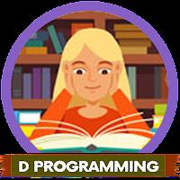 Learn D programming