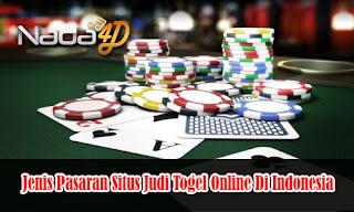 Jenis Pasaran Situs Judi Togel Online Di Indonesia