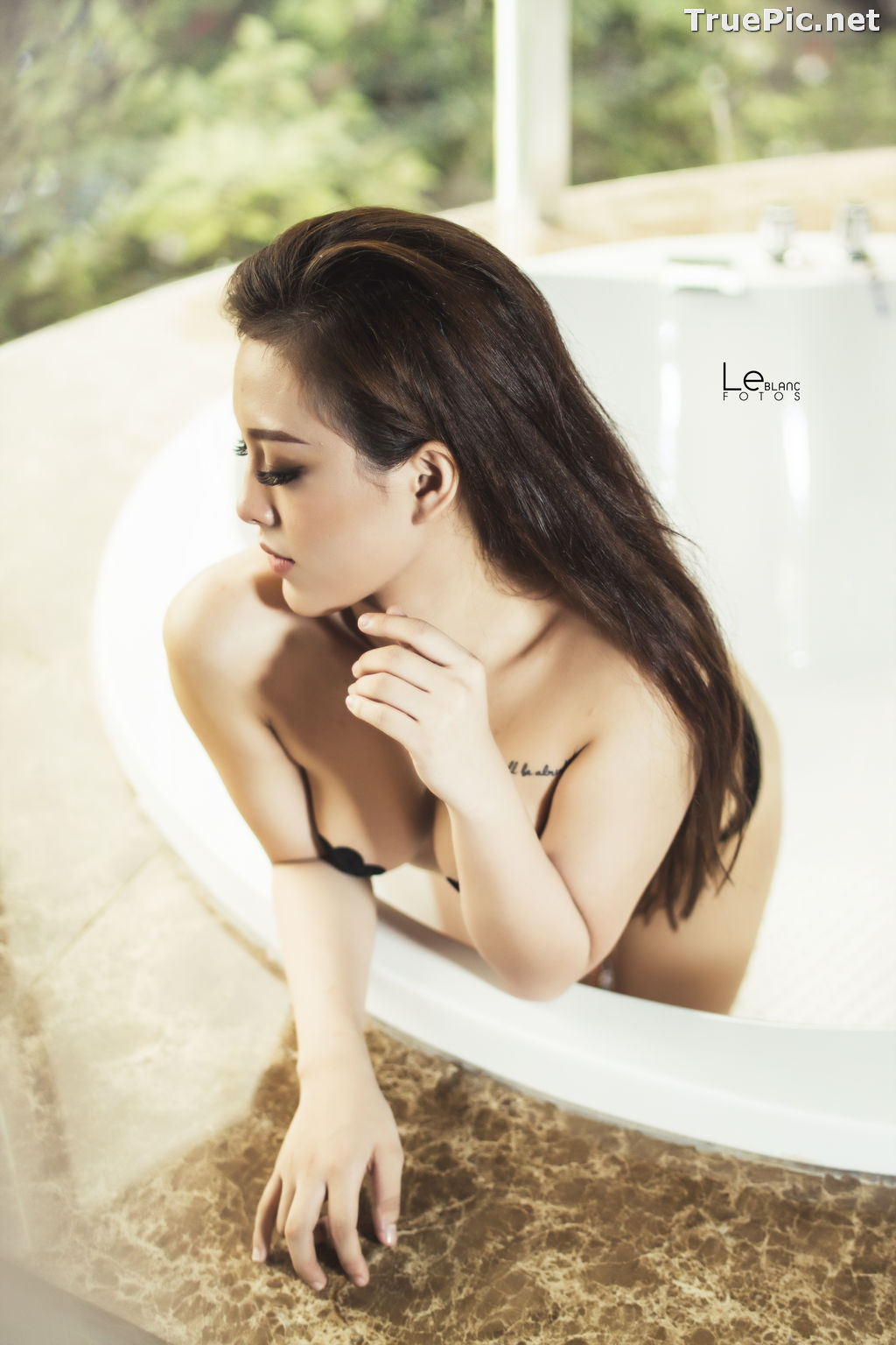 Image Vietnamese Beauties With Lingerie and Bikini – Photo by Le Blanc Studio #14 - TruePic.net - Picture-8