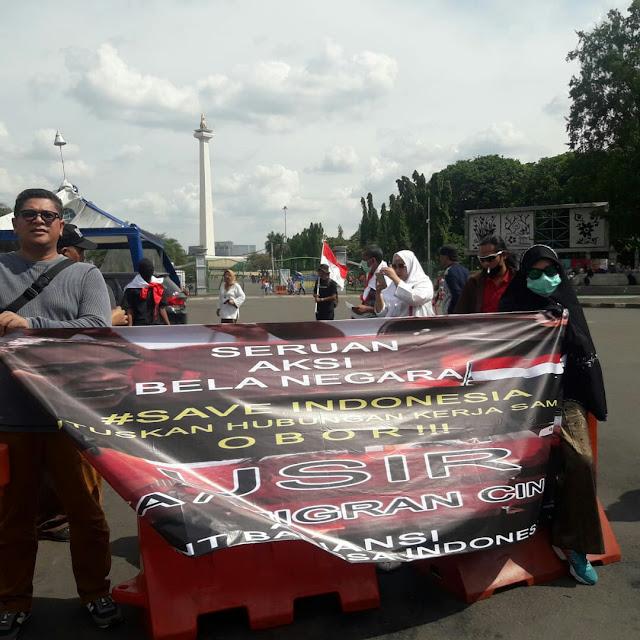Awas Bahaya Komunis China di Indonesia