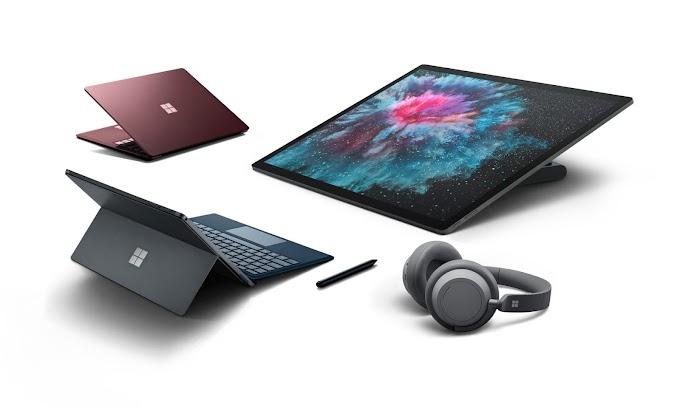 Δείτε εδώ τι ανακοινώθηκε στο Microsoft Surface Event 2018