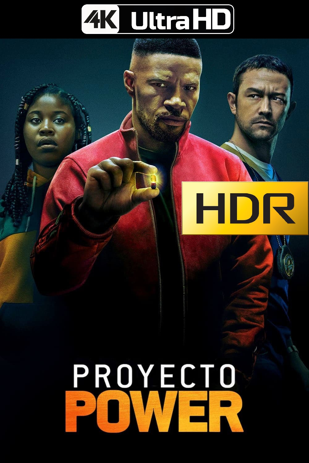 Proyecto Power (2020) 4K UHD HDR Web-DL Latino