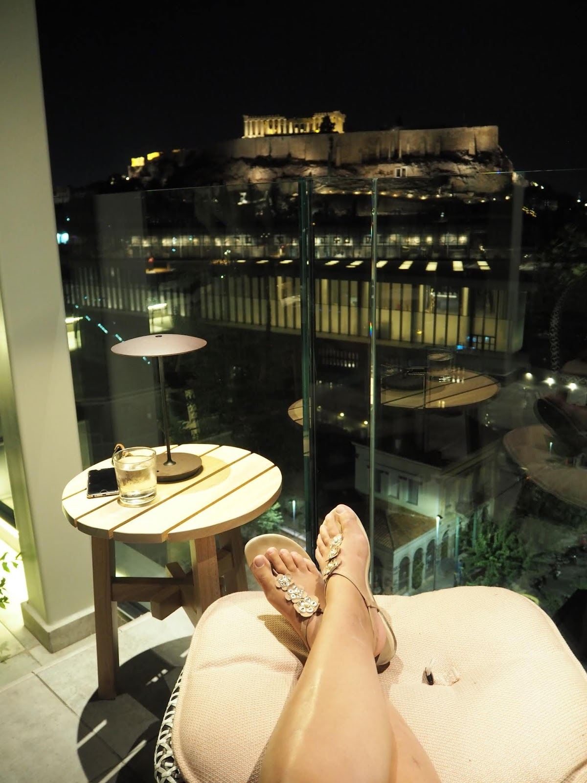 Prime spot coco mat athens bc hotel rooftop bar