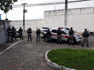 Polícia Militar realiza Operação Nômade em cidades da área do 4° BPM