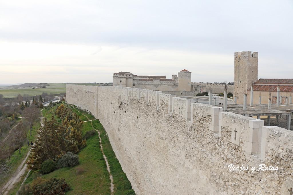 Muralla de Cuéllar, Segovia