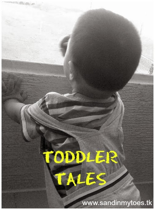 Toddler Tales: Telling stories