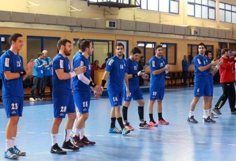 Ξεκινησε η προετοιμασία της Εθνικής Ανδρών Χάντμπολ στην Αργολίδα
