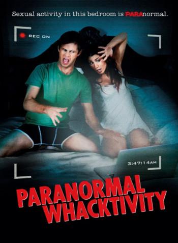 Paranormal Whacktivity (2013) ยำหนังผี เรียลลิตี้หลุดโลก