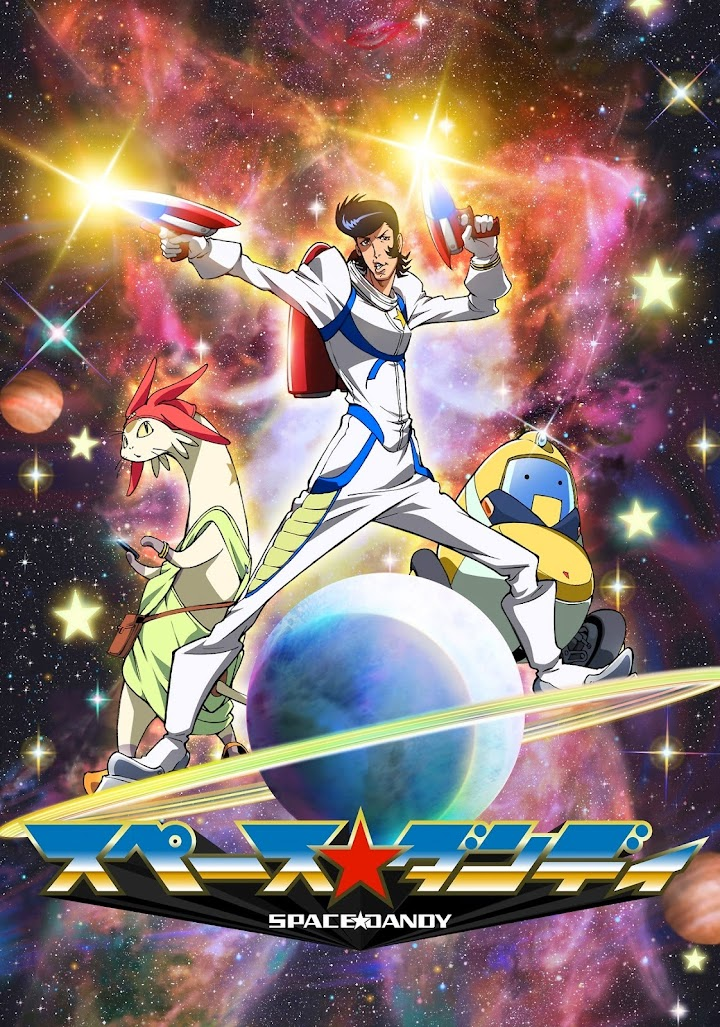 Space☆Dandy (S2) Subtitle Indonesia Batch