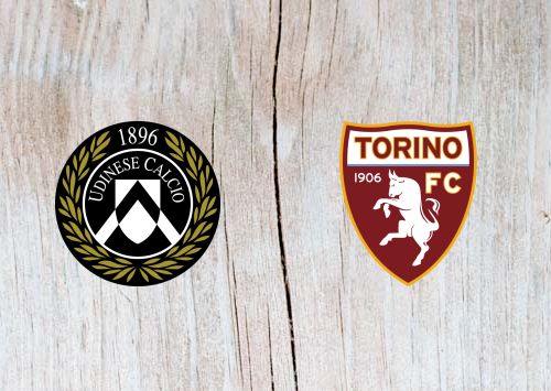 Udinese vs Torino - Highlights 16 September 2018