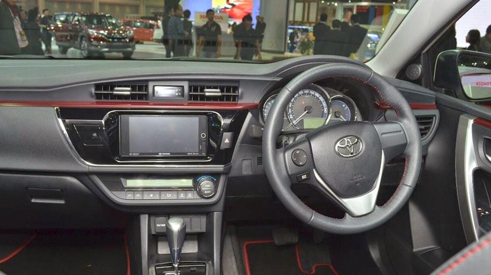 toyota corolla altis esport 2 -  - Toyota trình làng phiên bản Corolla Altis ESport - Phiên bản thể thao của Toyota Corolla Altis 2015