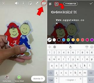 Cara Membuat Tulisan Bergerak Di Instagram Story Tanpa Aplikasi