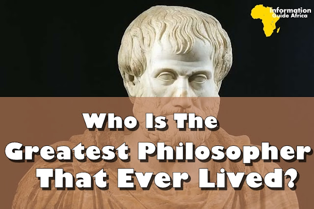 Who Is The Greatest Philosopher Of All Times?