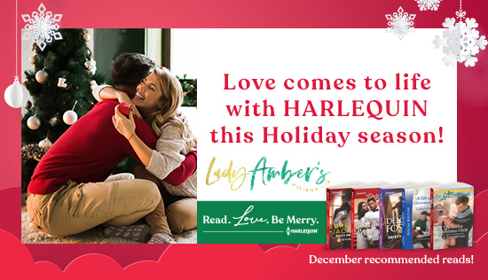 Harlequin December Reads