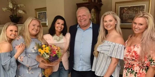Doug Ford Daughter Engaged with Muslim Boy