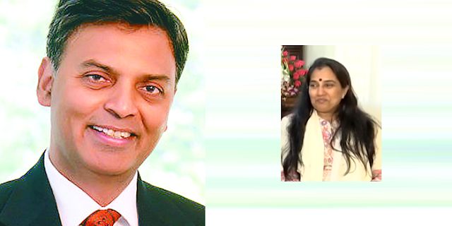 CM KAMAL NATH की महिला OSD एवं IAS मनु श्रीवास्तव के खिलाफ FIR