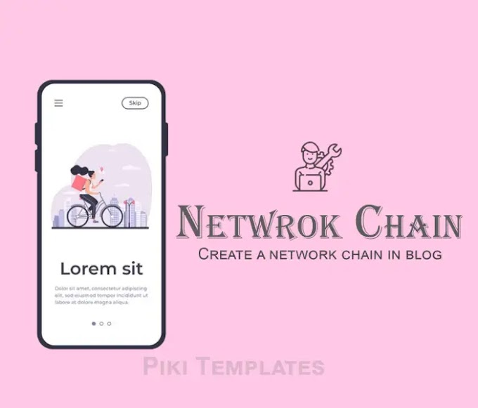 Create a Network chain to Justify Link Building?