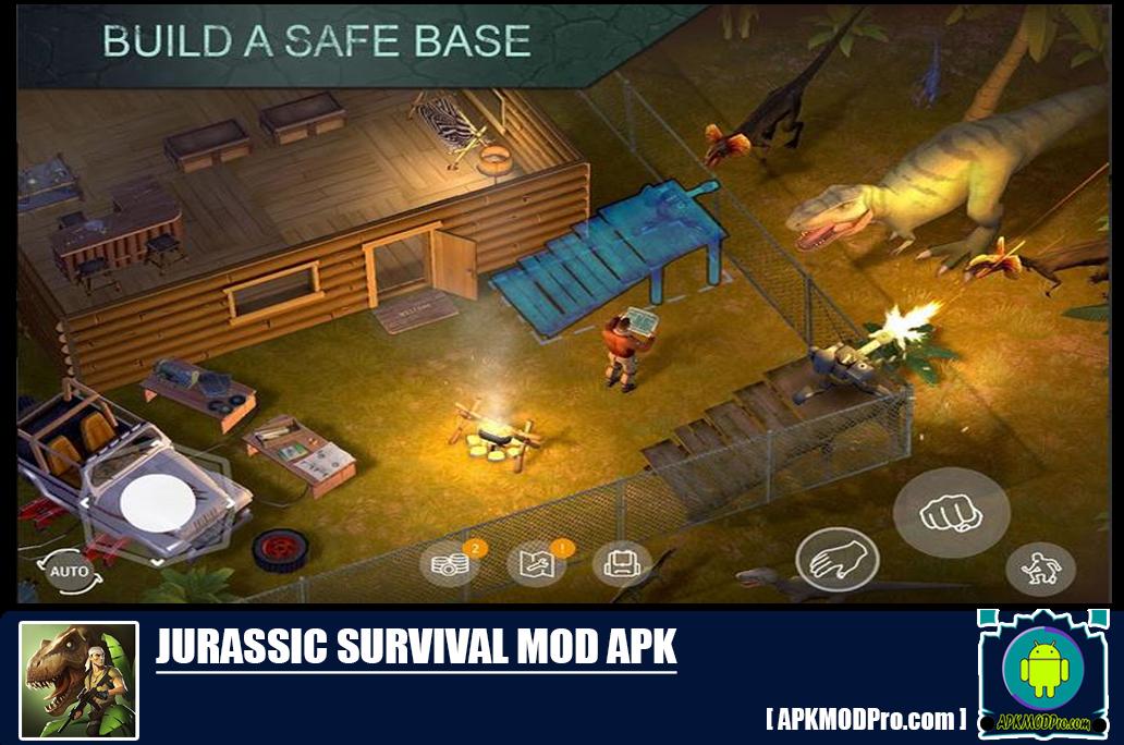 Download Jurrassic Survival Mod Apk