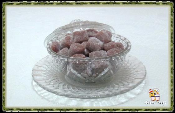 Bala de morangos 2