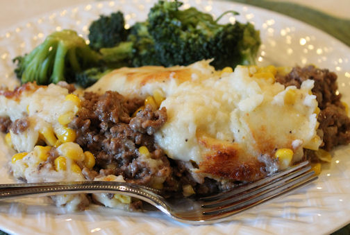 Shepherd's Pie for Dinner