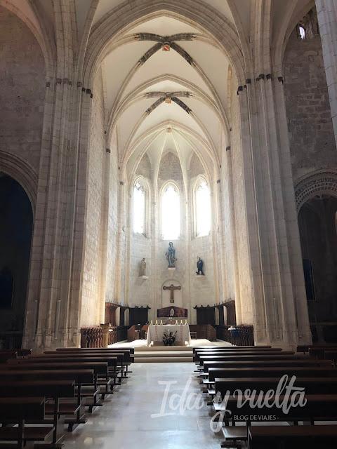 Monasterio de San Pedro de Cardeña iglesia