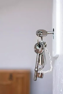 lock your property
