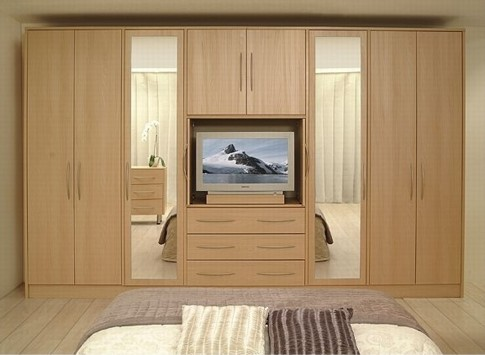 Modern Bedrooms Cupboard Designs Ideas