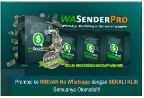 Tools Whatsapp Auto Sender Masal ke Banyak Nomor Sekali Klik