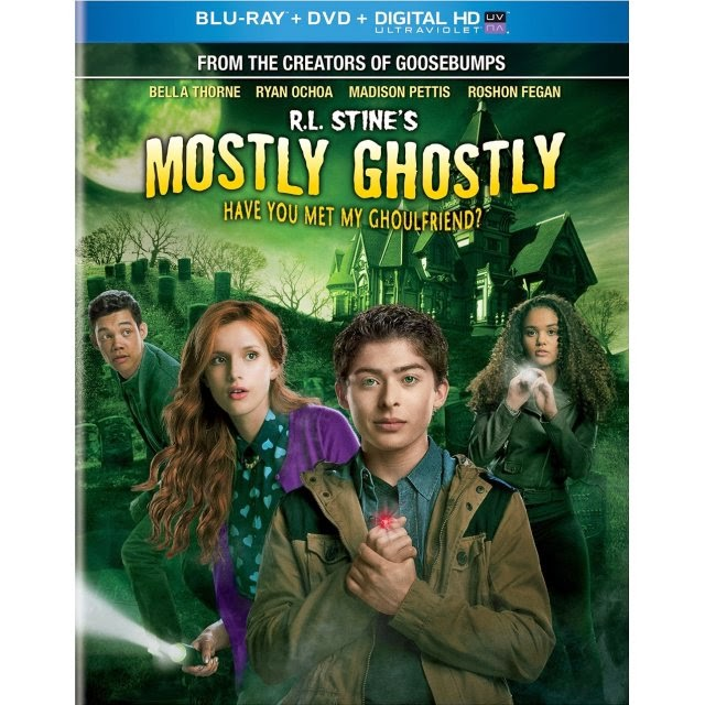 Blu-ray Review - R.L. Stine's Mostly Ghostly: Have You Met My Ghoulfriend?