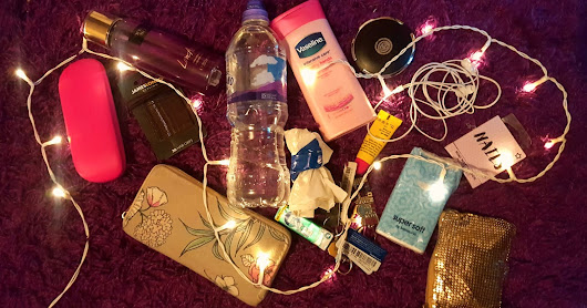 What's In My Bag: Winter Version