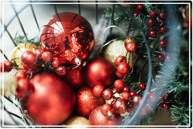 boule de décoration Sapin de Noël