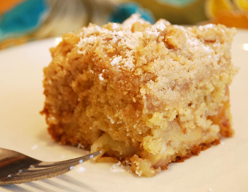 Easy Recipe For Apple Crumb Cake