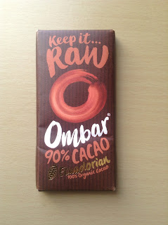 Ombar 90% Organic Cacao