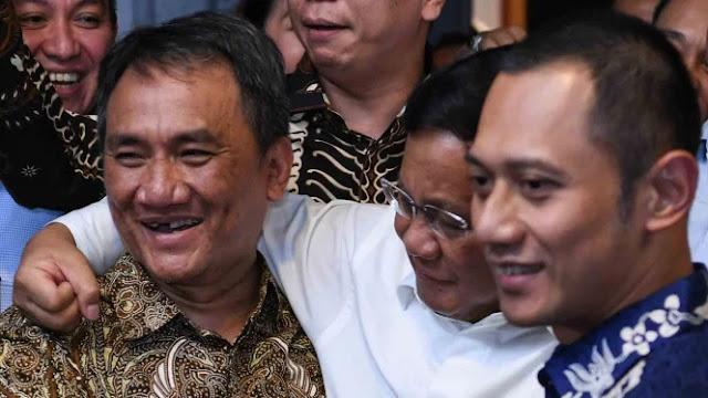 Andi Arief: Ada Setan Gundul Bisiki Prabowo Menang 62 Persen