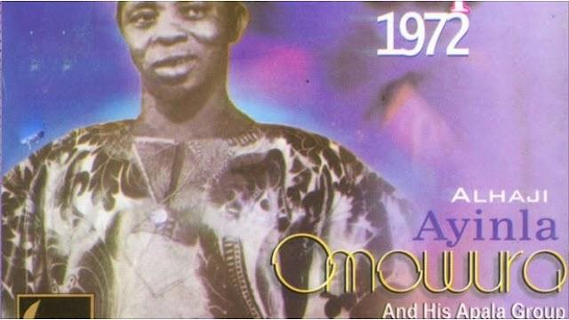 Ayinla Omowura: 37 years after the sybarite !