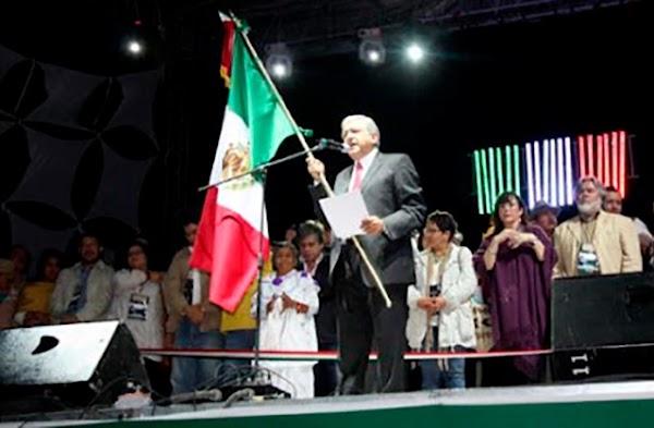 López Obrador también dará el tradicional 'Grito de Independencia'
