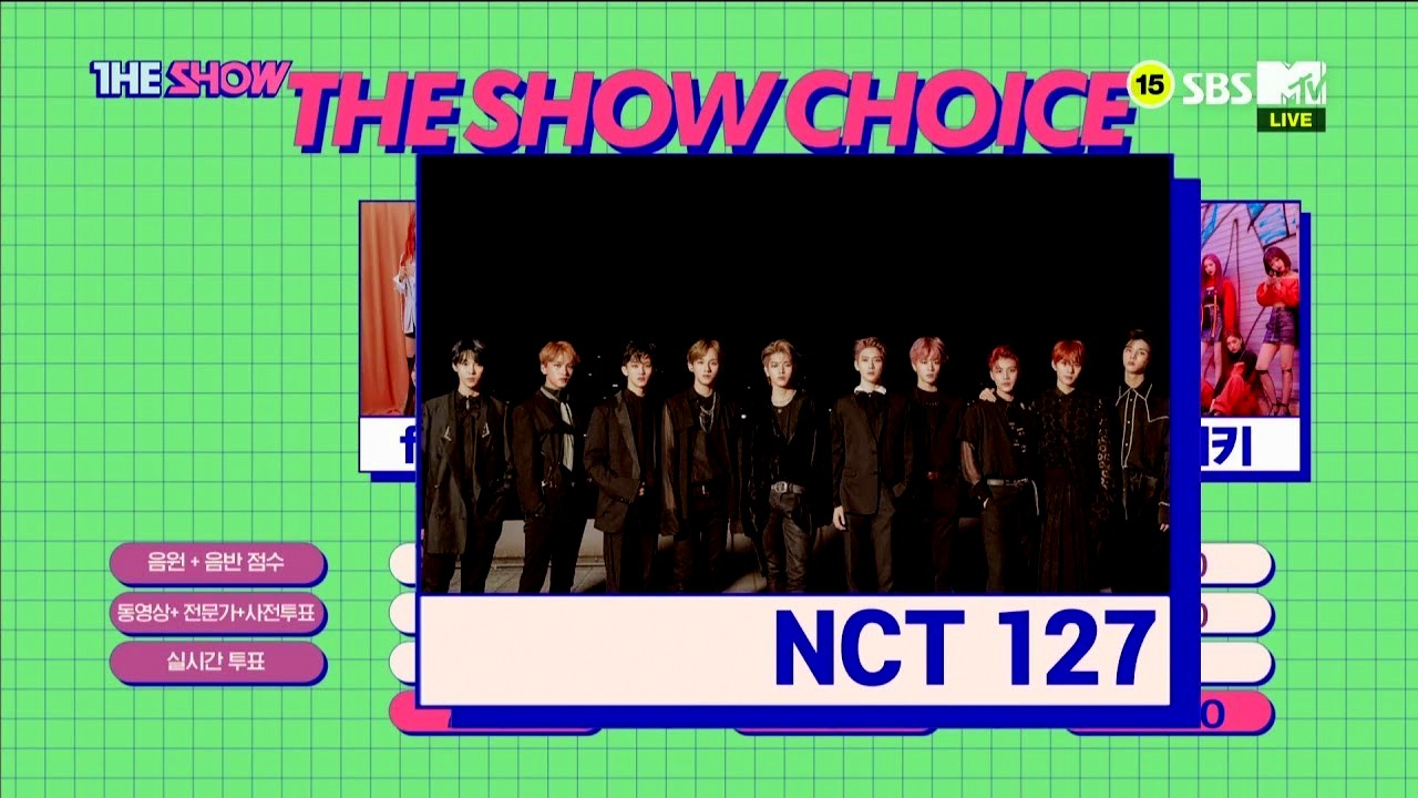 NCT 127 Brings Home First Trophy through 'Regular'