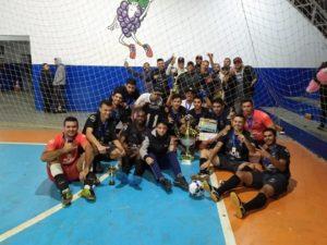 Attack Futsal é campeão da 25° Taça da Uva de Futsal