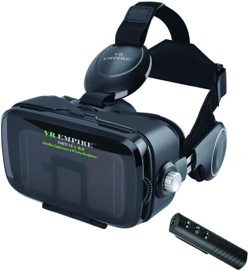 VR EMPIRE VR Headset for iPhone/Android Phone