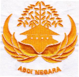 logo korpri bordir emas - kanalmu