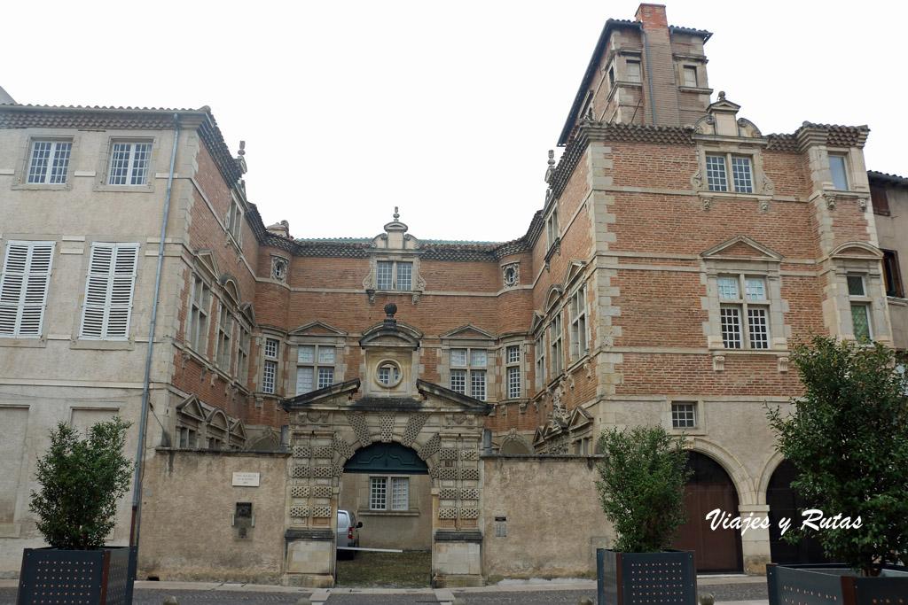 Palacio de Jean Houres, Castres