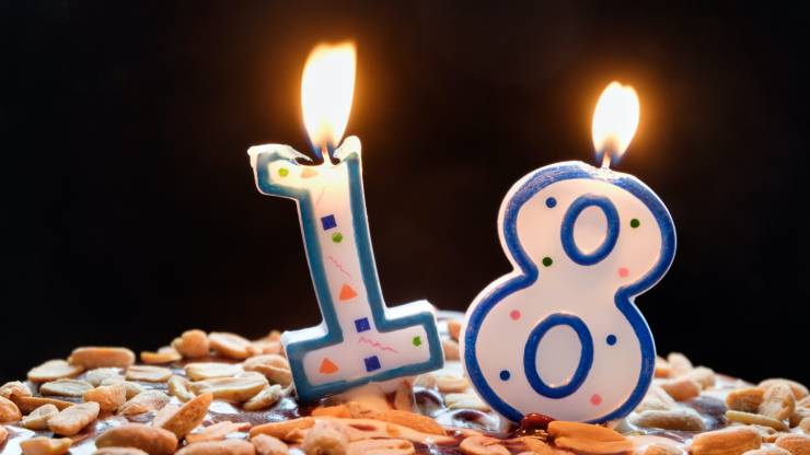 18th Birthday Wishes, Greetings, Messages