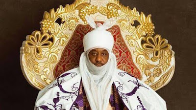 BREAKING: Dethroned Emir Sanusi Heads To Court