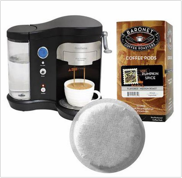 soft coffee pods