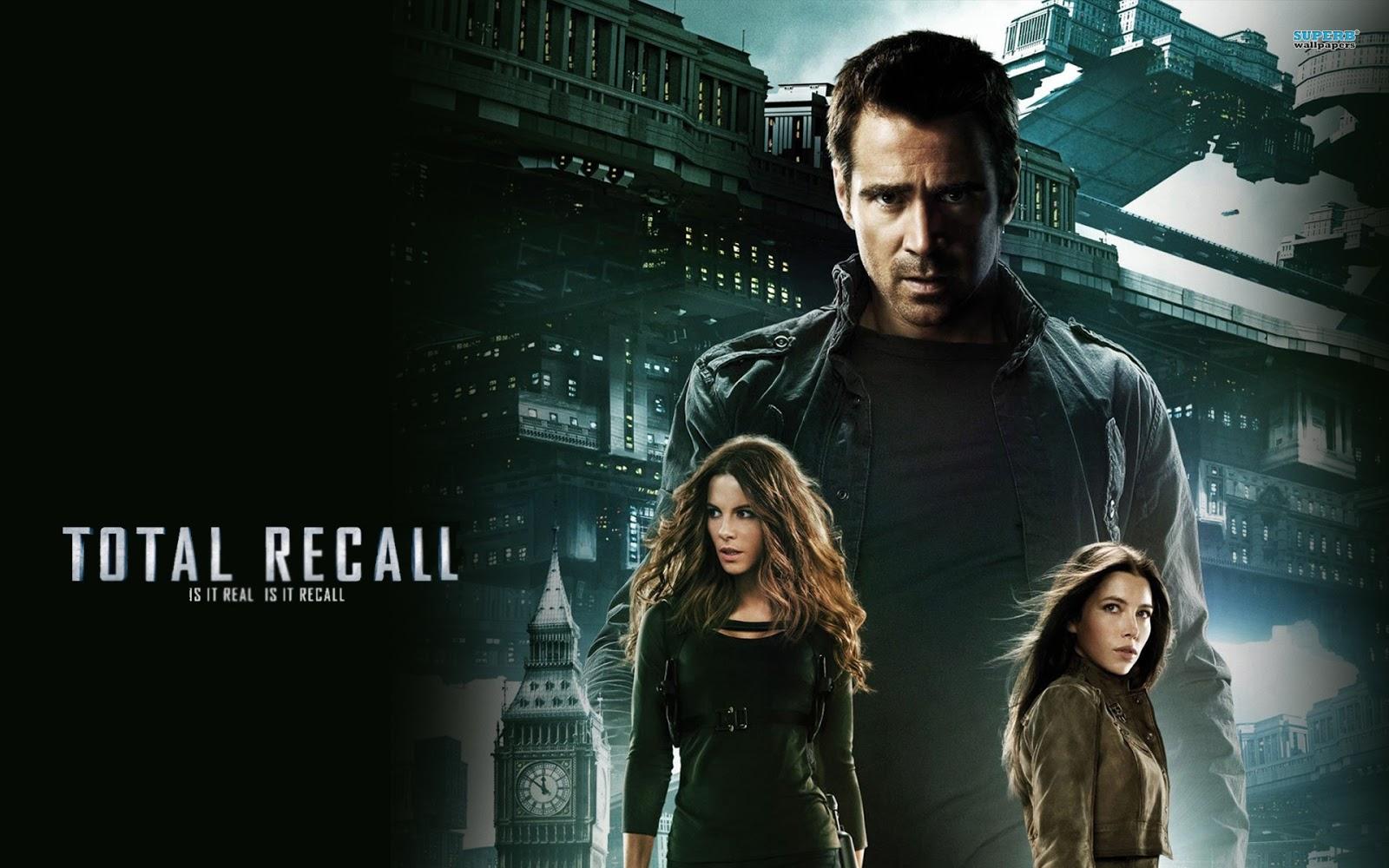 Truy tìm ký ức - Total Recall (2012)