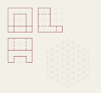 Figura 18 perspectiva isométrica