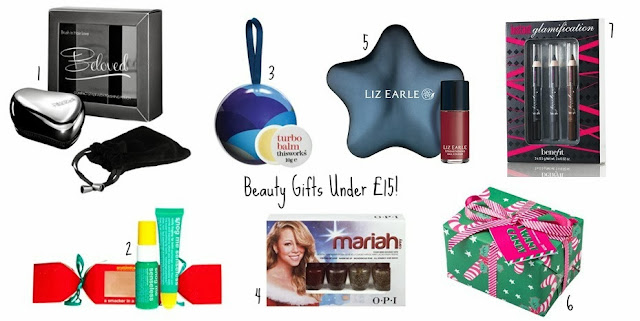 Beauty Gifts Under £15 | Countdown To Christmas!
