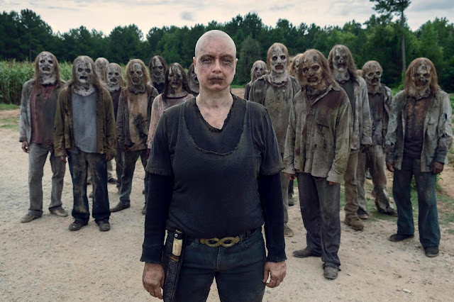 "The Walking Dead S09E10 ""Omega"""