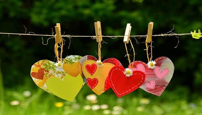 عبارات حب قصيرة قوية