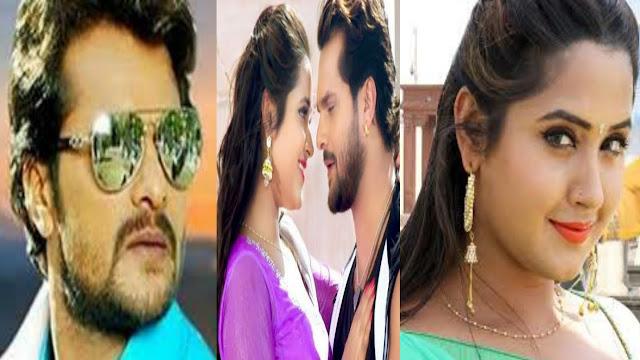 Bhojpuri Cinema: This romantic style of Kajal Raghavani aur Khesari Lal Yadav created excitement